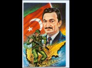 Y19213/ Türkei Militär AK ca.1975