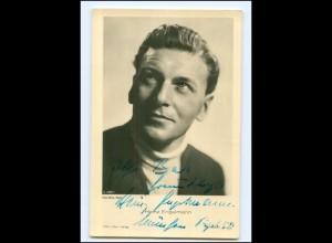 XX13664/ Heinz Engelmann Original Autogramm Foto AK 1950