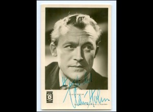 XX13665/ Claus Holm Original Autogramm Real-Film Foto AK ca.1955