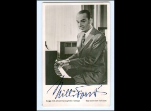 XX13677/ Willi Forst Original Autogramm Foto AK 1955