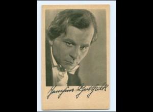 XX14676/ Joachim Gottschalk Autogramm ca.1930 AK
