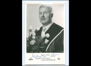 XX13671/ Martin Held Original Autogramm Foto AK 1959