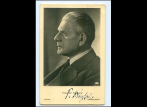 XX13669/ Friedrich Kayssler Original Autogramm Ross Foto AK 40er Jahre