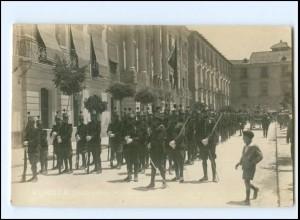 XX13839/ Murcia Spanisches Militär Fahrt der S.M.S Kolberg Foto AK Spanien