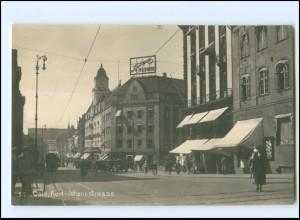 XX13808/ Oslo Karl-Johannstr. Reichsmarine Norwegenfahrt Foto AK ca.1925