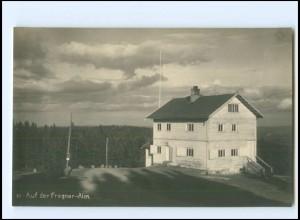 XX13805/ Auf der Frogner-Alm Reichsmarine Norwegen Foto AK ca.1925