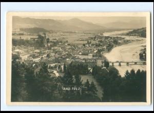 V1790-8170/ Bad Tölz Foto AK ca. 1930
