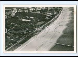Y19286/ Wyk auf Föhr Luftaufnahme Foto AK 1958