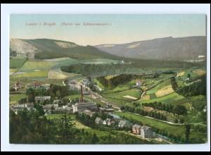 Y19369/ Lauter bei Bernsbach Erzgeb. AK AK des Erzgebirgsvereins ca.1910