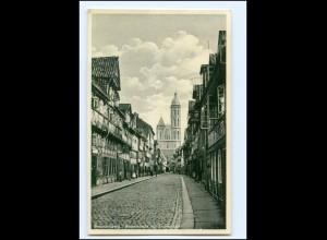 Y19351/ Braunschweig Weberstraße AK 1935