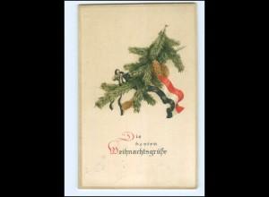 Y19374/ 1. Weltkrieg Patriotik Litho AK 1915