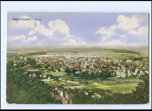Y19336/ Saarbrücken AK 1915