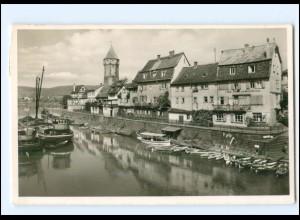 Y19315/ Wertheim a. Main Foto AK 1952