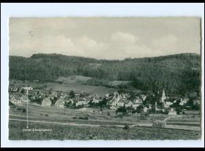 V1795/ Gladenbach Christl. Erholungsheim AK 1957