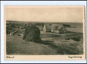 V1798/ Tokemit Jugendherberge Foto AK 1941 Ostpreußen Tolkmicko