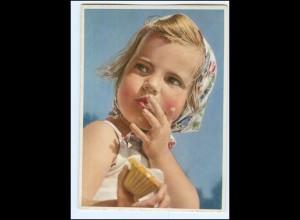 Y19260/ Hübsches Mädchen Nr. 1221 AK 50er