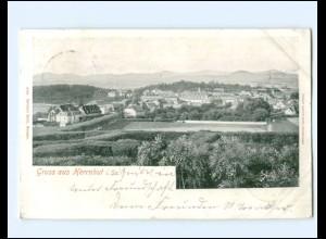 Y19386/ Gruß aus Herrnhut AK 1902