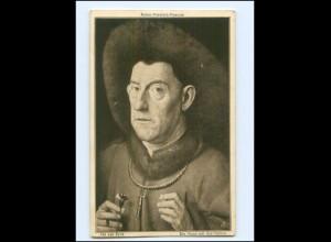 Y19492/ Tuck`s Postkarte Klassische Kunst - Jan van Eyck ca.1912 AK