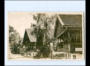 Y19435/ Wackersberg bei Bad Tölz Foto AK 1953