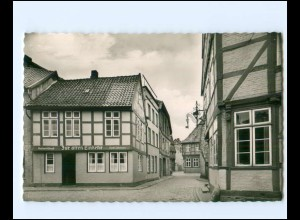 Y19439/ Buxtehude Moortorstraße AK 1955