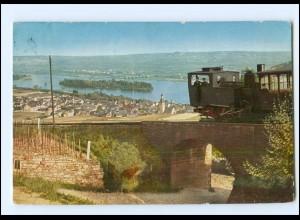 XX13746/ Rüdesheim Zahnradbahn AK 1930