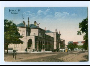 XX13747/ Bonn Bahnhof 1928 AK