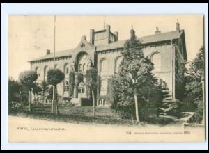 XX13750-2930/ Varel Landwirtschaftsschule AK 1906