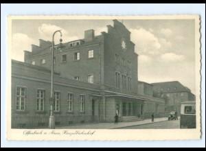 XX13758/ Offenbach Hauptbahnhof AK ca.1938