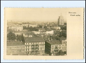 XX13774/ Warschau Warszawa Foto AK ca.1955 Polen