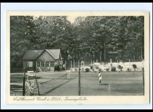 XX13781/ Varel Tennisplatz AK ca. 1955-60