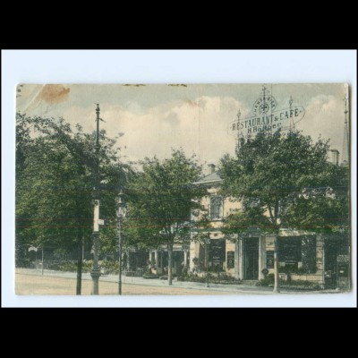 "XX14084/ Hamburg Ohlsdorf Restaurant ""Erholung"" Ak ca.1925"