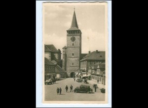 XX13998/ Jitschin Jicin Foto AK ca.1940 Tschechien