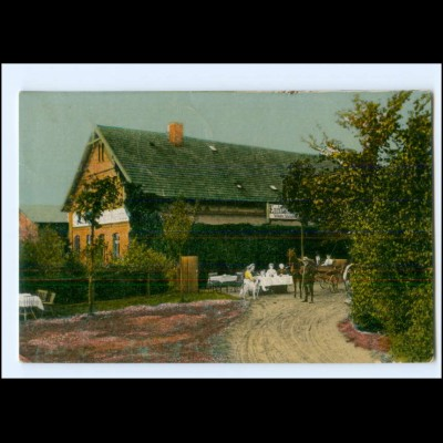 XX14097/ Kleckerwald Kurhaus zur Waldburg bei Hittfeld AK 1909