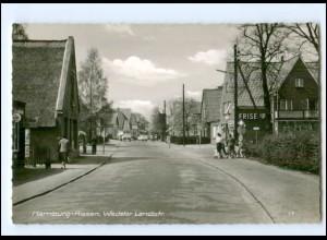 XX13885/ Hamburg Rissen Wedeler Landstraße AK ca.1960
