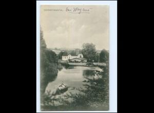 XX14077/ Christianstal bei Woyens AK 1914 Nordschleswig