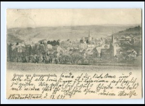 XX14090-5270/ Gruß aus Gummersbach AK 1899