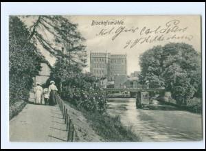 XX14045/ Bischofsmühle Hildesheim AK 1909