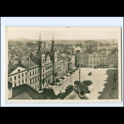 XX14049/ Pardubice - Namesti Tschechien Foto AK 1940