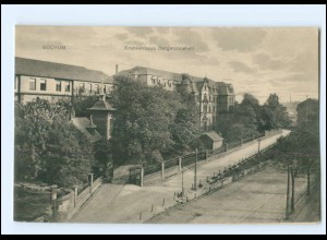 XX14024/ Bochum Krankenhaus Bergmannsheil AK ca.1912