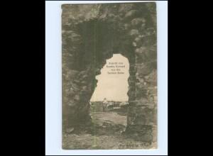 XX14100/ Bauske Kurland Der Krieg im Osten AK 1917 Lettland