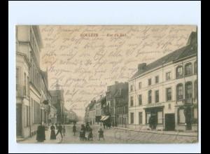 XX14403/ Roulers Roeselare Rue du Sud Belgien AK 1917