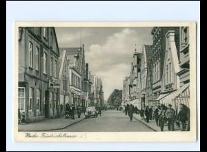 XX14326/ Heide Friedrichstraße 50er Jahre AK