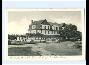 XX14328/ St. Peter - Ording Pestalozzihaus 50er Jahre AK