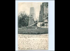 XX14481/ Kiel Denkmal Herzog Friedrich AK 1903
