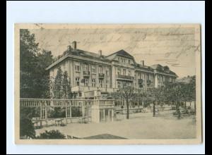 XX14335/ Kiel Hotel Bellevue AK 1911