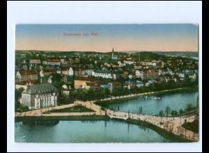 XX14337/ Kiel Panorama AK ca.1915