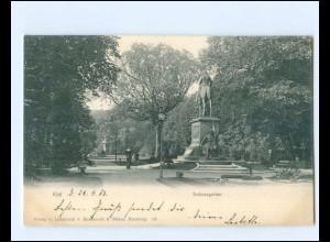 XX14345/ Kiel Schloßgarten AK 1903