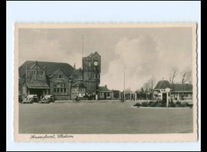 XX14286/ Amersfoort Station Bahnhof Niederlande AK ca.1940