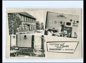 XX14394-3304/ Zweidorf bei Braunschweig Gasthaus zur Linde AK ca. 1965