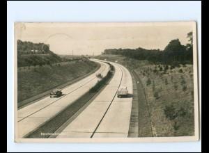 XX14199/ Reichsautobahn Foto Ak 1938